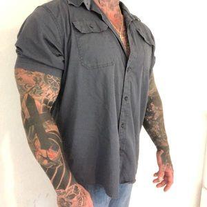 Men's work shirt size xl